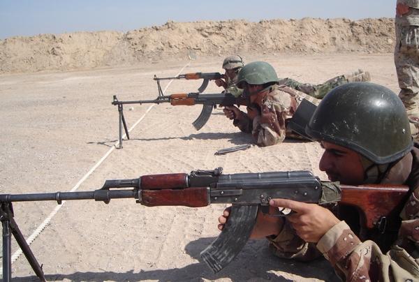 Ручной пулемет Калашникова.