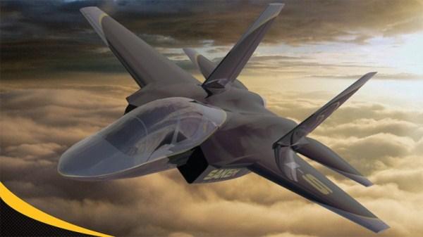 Saker S-1: военные технологии в гражданской авиации