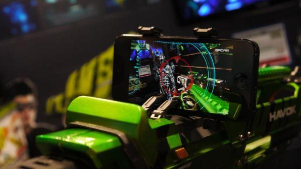Tek Recon: шаг из виртуальной реальности в действительность