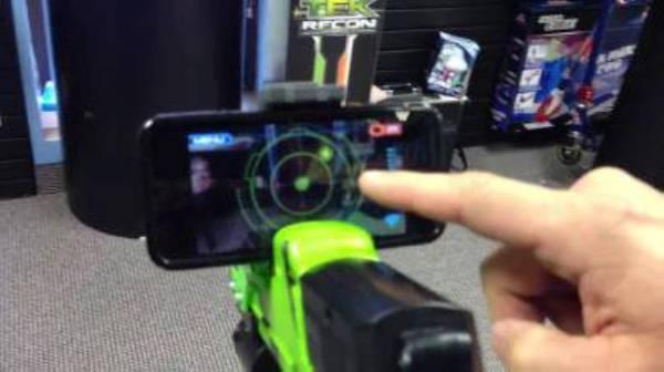 Tek Recon: инновационный набор оружия