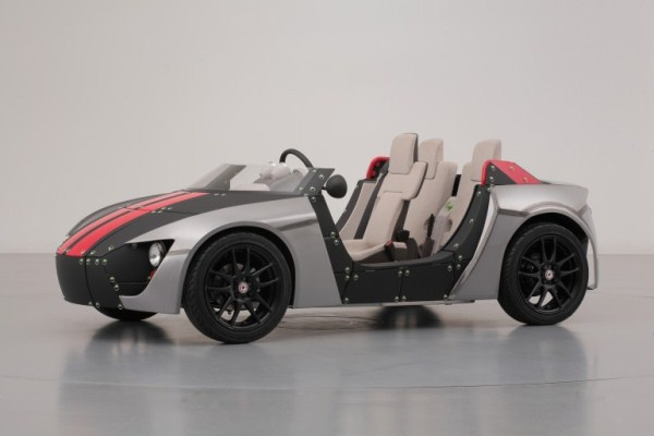Camatte57: детский автомобиль от Toyota