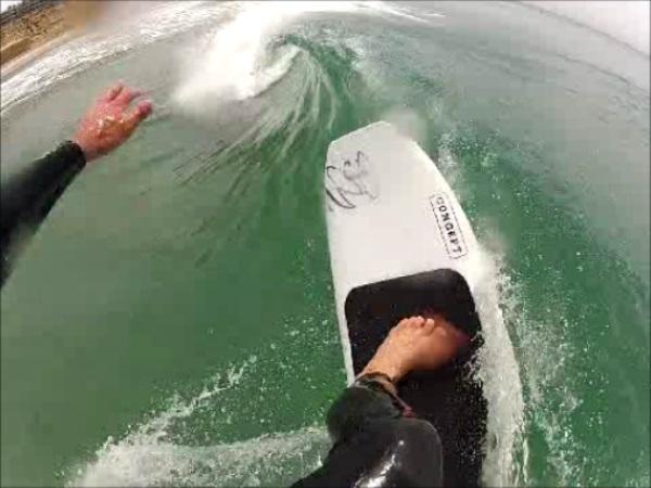 Waveskate - первая компромисная доска