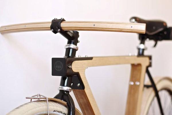 Деревянный велосипед WOOD.b