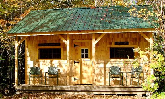 Сборный домик-конструктор