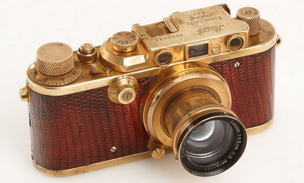 Luxus Leica 1931 - самый дорогой лот на WestLicht 2013