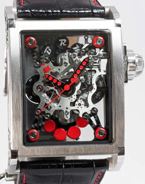 BRM Birotor - часы в духе гонщиков
