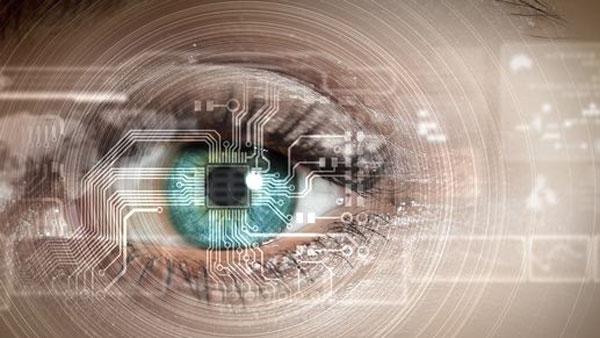 Электронная линза в проекте Human Interface