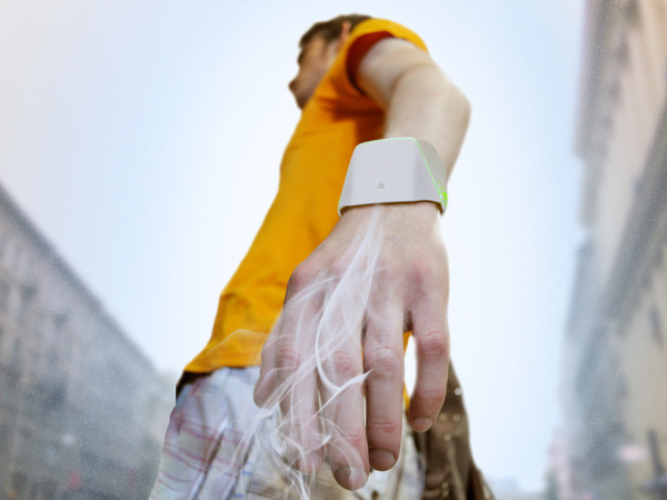Hand tree: фотосинтез растений на руке