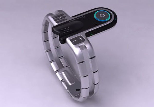 Tokyo USB Concept Watch: по центру не циферблат, а флешка