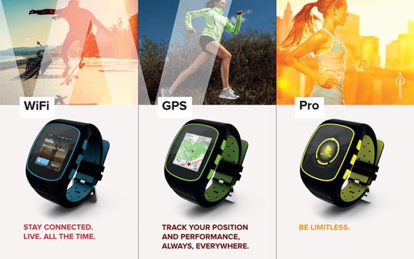 Умные часы WearIT: для спортивных и активных