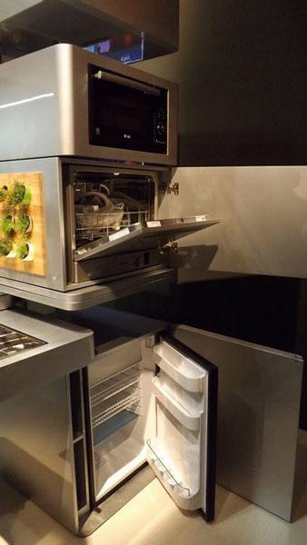 Нижний модуль Ecooking - холодильник