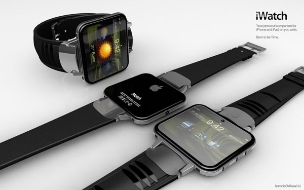 iWatch: смарт-часы от Apple
