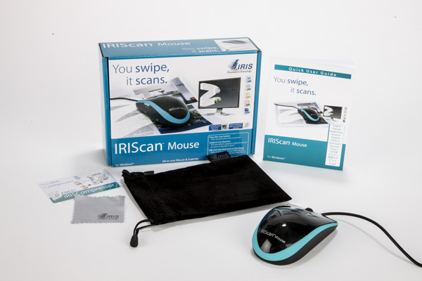 Комплект IRIScan Mouse