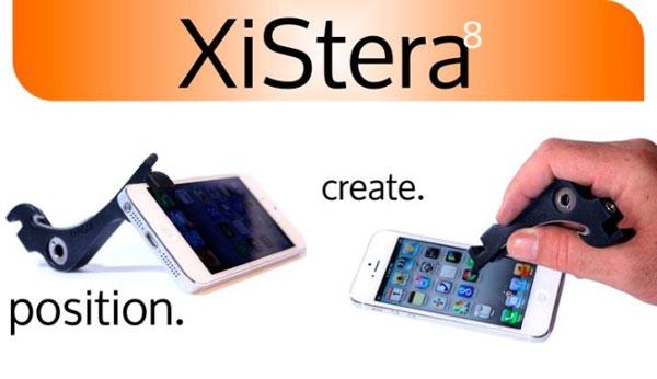 XiStera: при использовании с гаджетом, iPhone 5 должен быть без защитного чехла