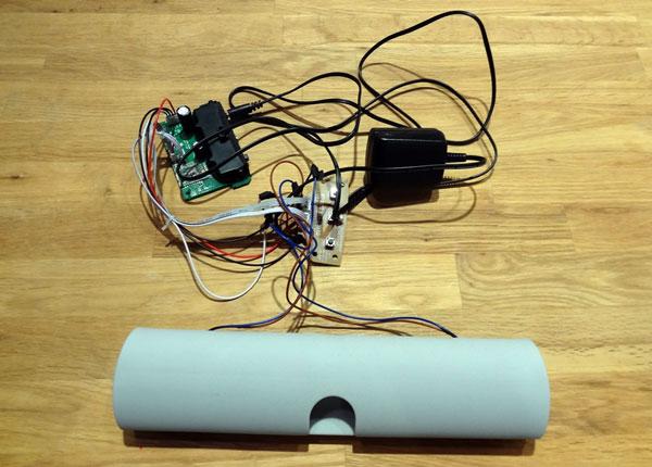 Акустика Zooka: Bluetooth, AUX 3.5 мм, mini-USB