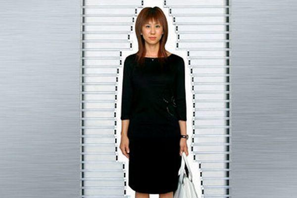Дверь-контур от Rickiya Fukuda