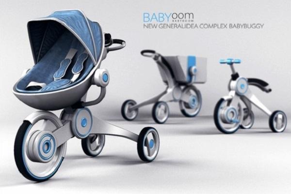 Babyoom – функциональный трансформер для экономных родителей