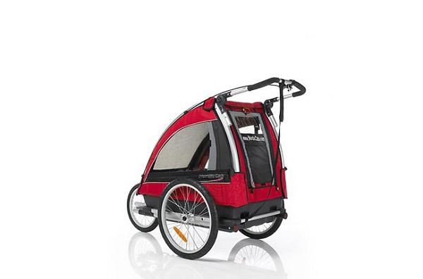 Коляска-велотрейлер Bike-Stroll Cab