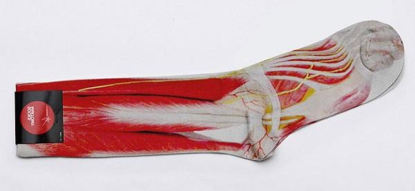 Anatomy socks от Anton Repponen - необычные носки для тех, кому нечего скрывать