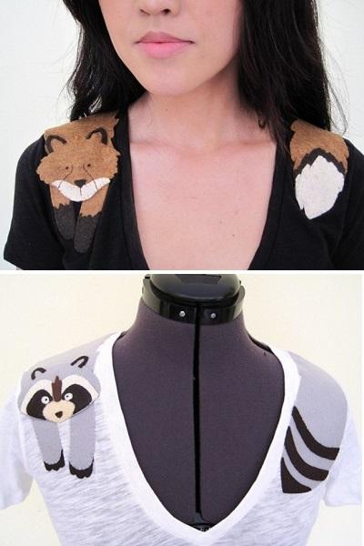 Эко-футболки для защитников животных от Dandyrion