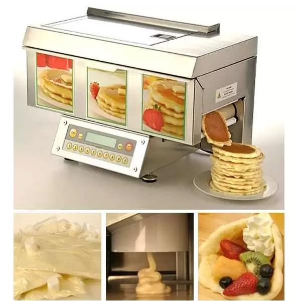 Automatic Pancake Machine – удобный кухонный девайс для приготовления блинчиков