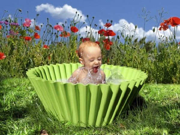 Ванна для малышей Sweet Cake от Breed van Stokkum