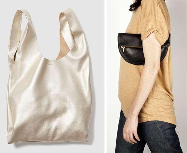 Baggu Leather - 'эко-сумка' из неуместного материала