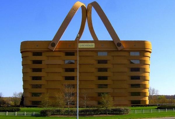 Офисный центр Basket building в Нью-Арке