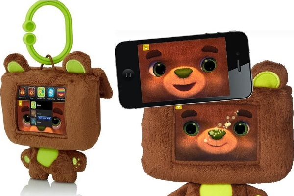 Beary Happi - креативный чехол для iPad и интерактивная игрушка для малышей