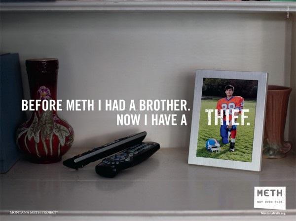 Before Meth… - социальная реклама против наркотиков, подготовленная Montana Meth Project