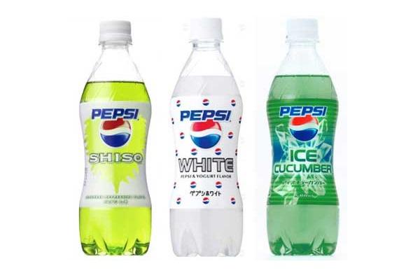 Pepsi из эксклюзивной 'японской' серии