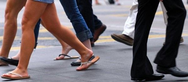 Необычный учебный курс The Art of Walking