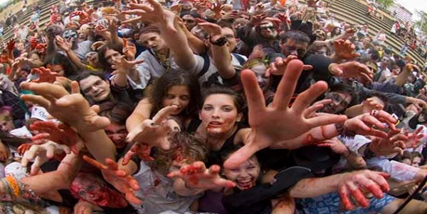 Странный факультатив The living dead in Literature, Film and Culture