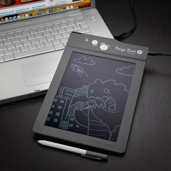 Планшет для рисования Boogie board rip - один из лучших гаджетов-новогодних подарков для мужчин