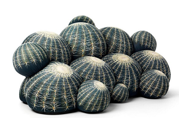 Софа-'кактусы' от от Maurizio Galante