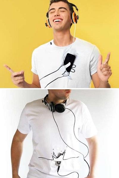 Высокотехнологичные футболки от inink