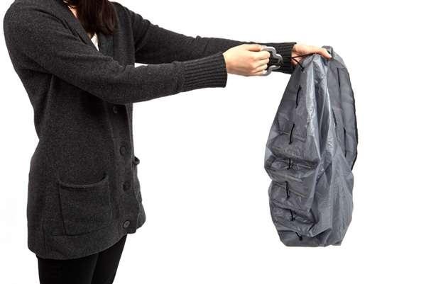 Chute - 'спасательная' эко-сумка от Michael Pappas