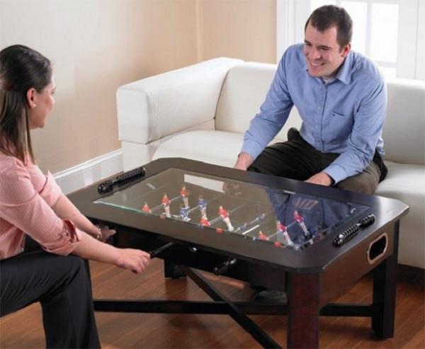 Coffe foosball table от HAMMACHER SCHLEMMER