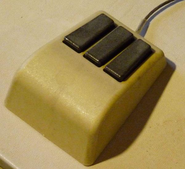 Компьютерная мышь 1972 года от Mouse House