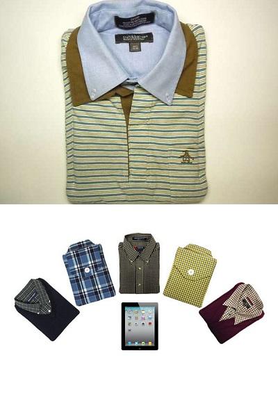 Оригинальная 'одежка' для iPad из коллекции Computerwear от Richard Smith