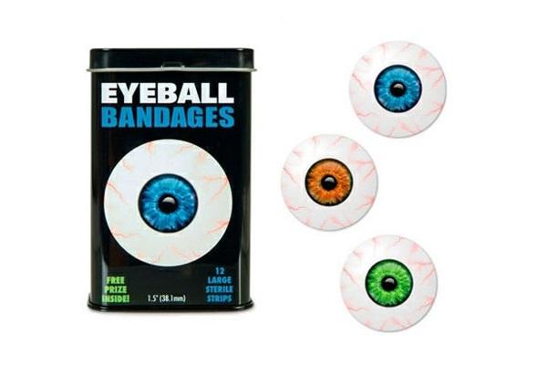 Пластырь с креативным принтом Eyeball
