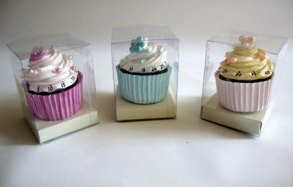 Cupcake Timer - 'сладкий' кухонный таймер для приготовления выпечки