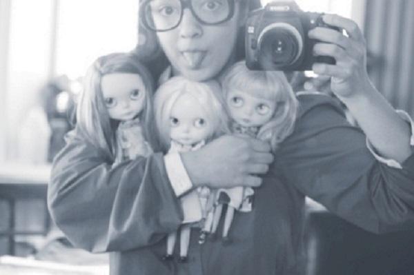 Авторские куклы никого не оставят равнодушным