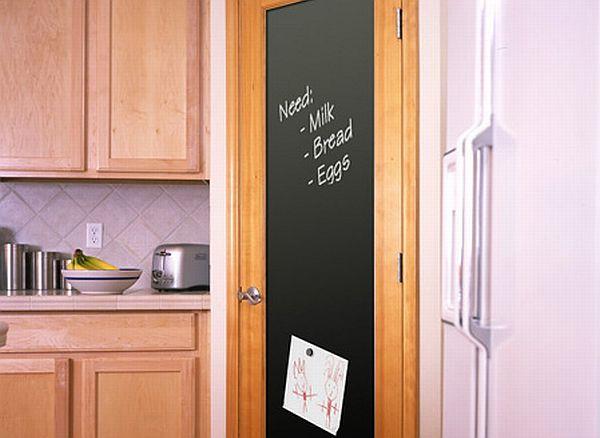 Дверь-классная доска Chalkboard Door