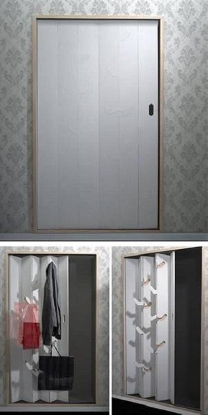 Дверь-шкаф от Arnaud Lapierre