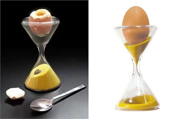 Egg Cup Timer - необычный кухонный таймер для тех, кто готовит завтрак на сонную голову