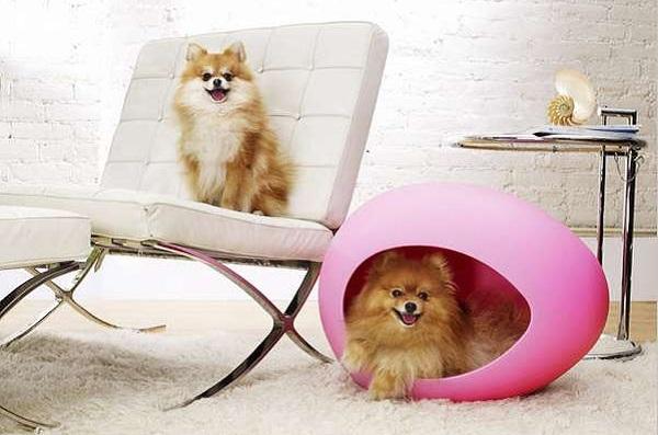 Домик-'яйцо' для животных от Huzhou Nanxun Wandu Pet Craft