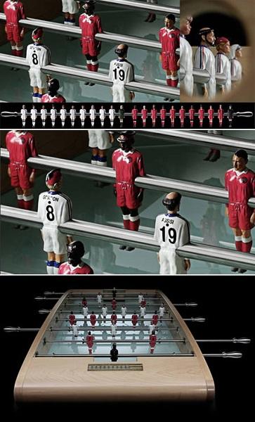 'Философский' настольный футбол от Eleven Forty