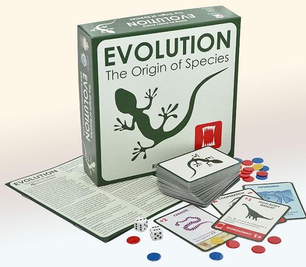 Evolution the origin of species game – одна из лучших игрушек-новогодних подарков для всей семьи