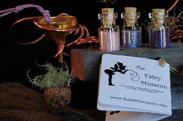 The Fairy Museum в Калифорнии